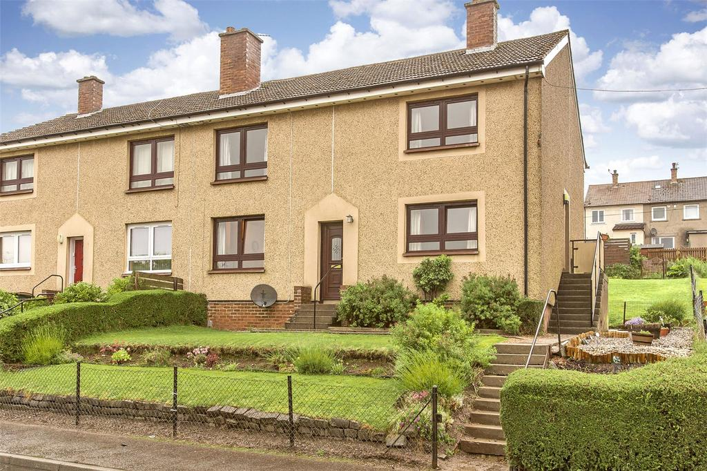 4 Bedrooms Semi Detached House for sale in 83-85 Brahan Terrace, Perth, PH1