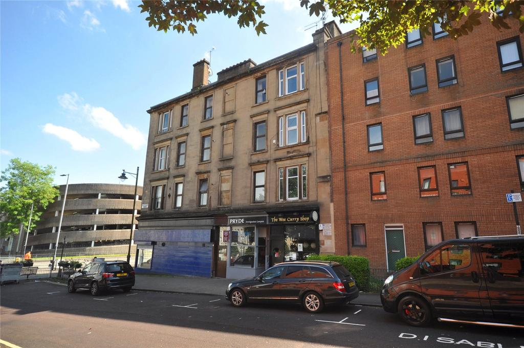 1 Bedroom Flat for sale in Flat 1/1, 3 Buccleuch Street, Garnethill, Glasgow, G3