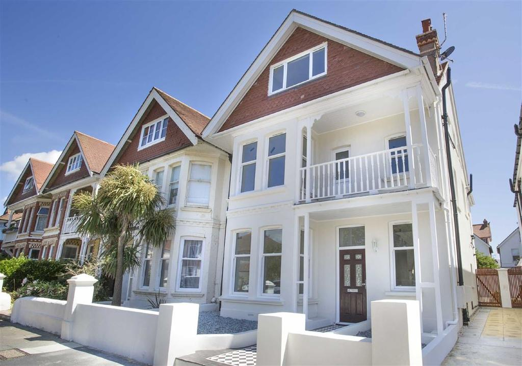 5 Bedrooms Semi Detached House for sale in Langdale Road, Hove, East Sussex