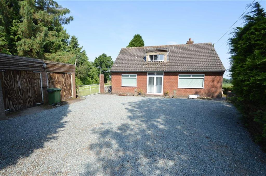 2 Bedrooms Bungalow for sale in Graceleigh, Crow Lane, Crow Lane, Uffington, SY4