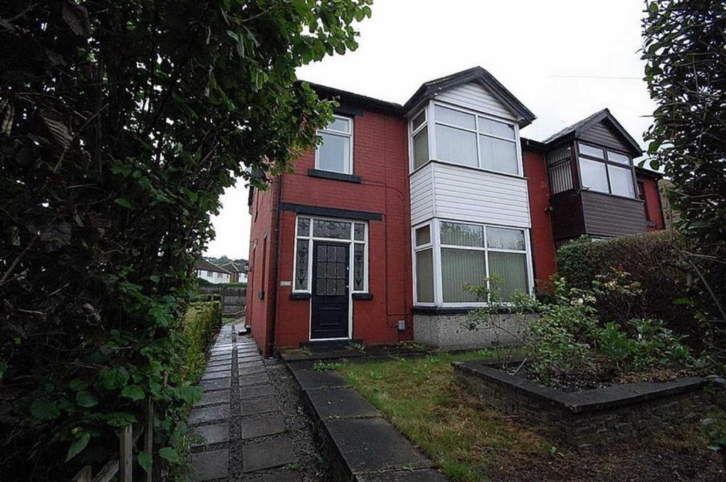 4 Bedrooms Semi Detached House for sale in Wakefield Road, Dalton, Huddersfield, HD5