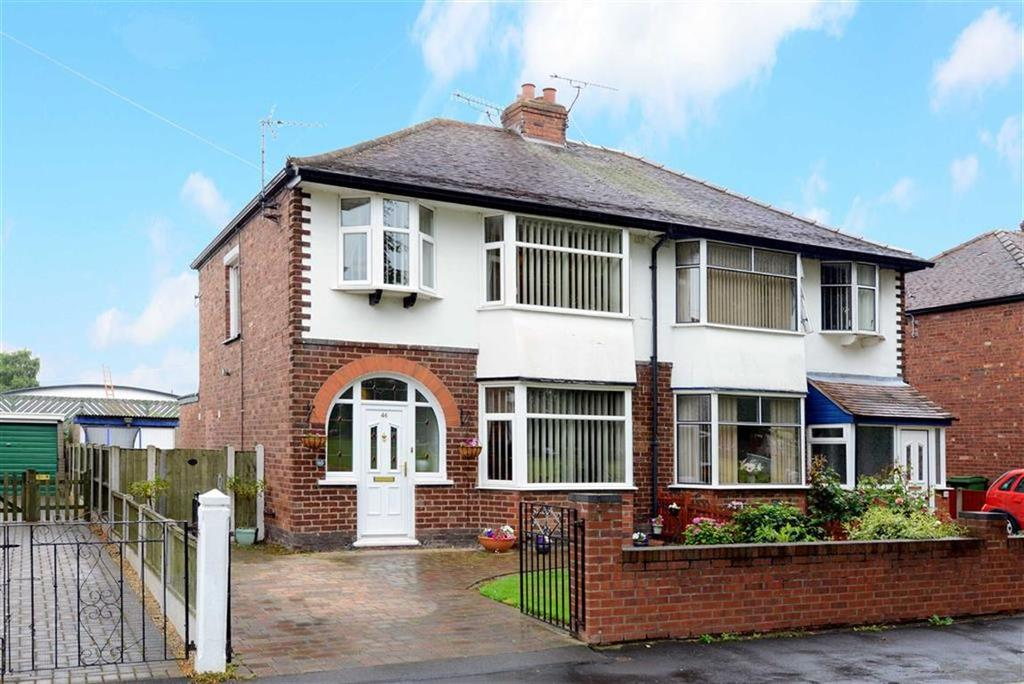 3 Bedrooms Semi Detached House for sale in Rydal Avenue, Shrewsbury, Shropshire