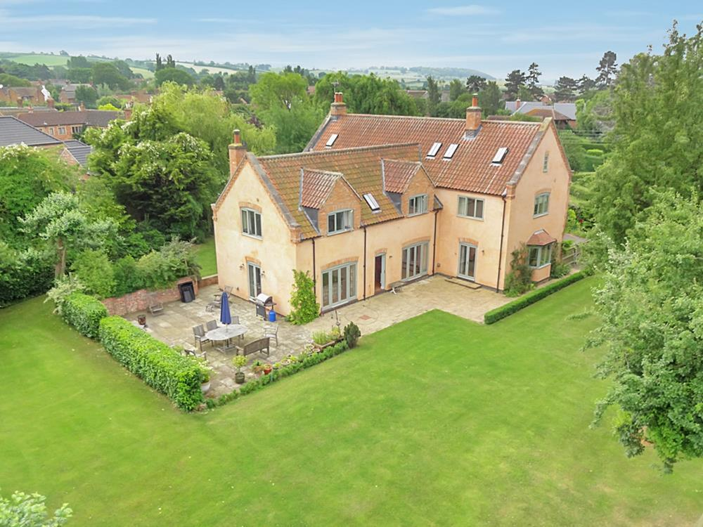 6 Bedrooms Detached House for sale in Penn Lane, Stathern, Melton Mowbray