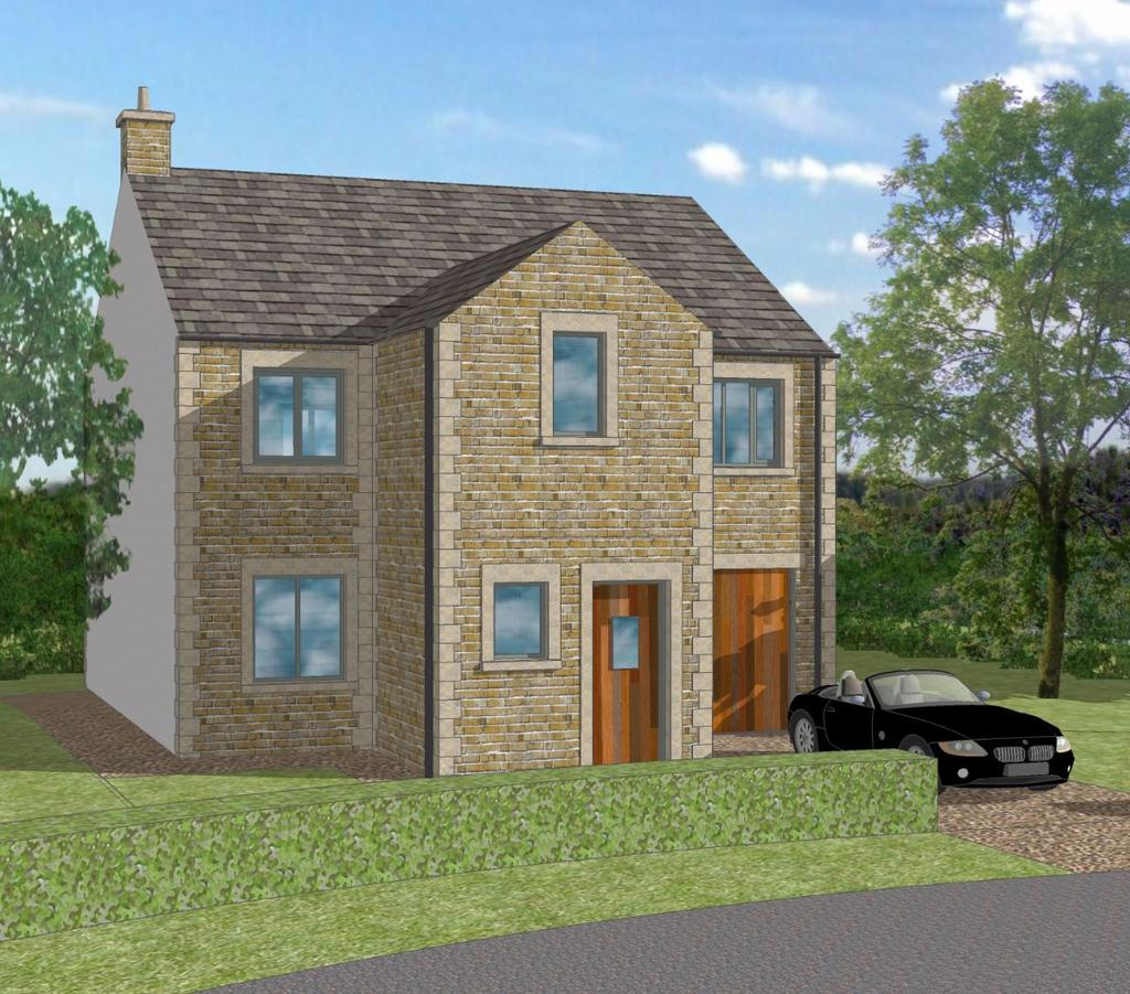 4 Bedrooms Detached House for sale in PLOT 9 - The Meadows, Hornby, Lancashire, LA2 8JP