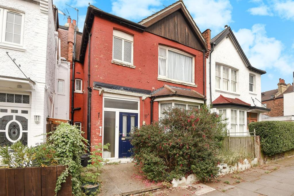 4 Bedrooms Terraced House for sale in Fortis Green Avenue, Fortis Green