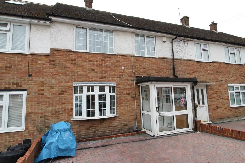 2 Bedrooms Terraced House for sale in Heron Way, Upminster, Essex, RM14