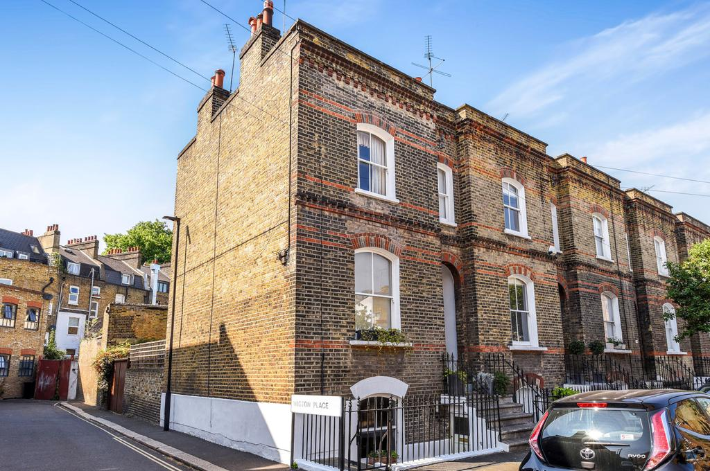 1 Bedroom Flat for sale in Milverton Street, SE11