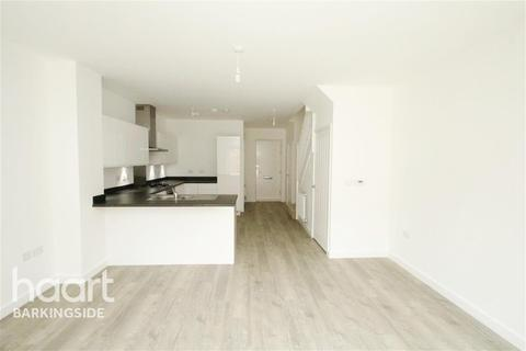 2 bedroom end of terrace house to rent - Marine Crescent - New North Square Development - I