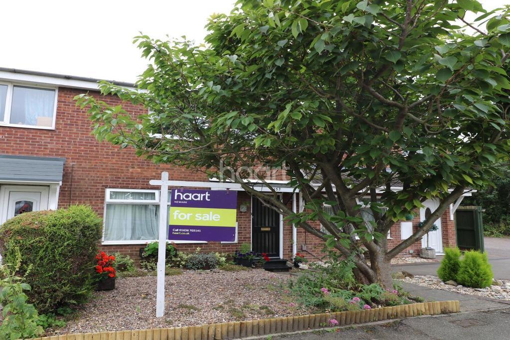 3 Bedrooms Terraced House for sale in Grove Street, Balderton