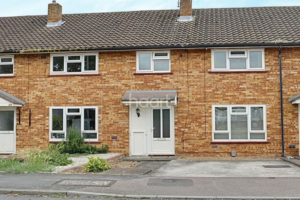3 Bedrooms Terraced House for sale in Kymswell Road, Shephall, Stevenage