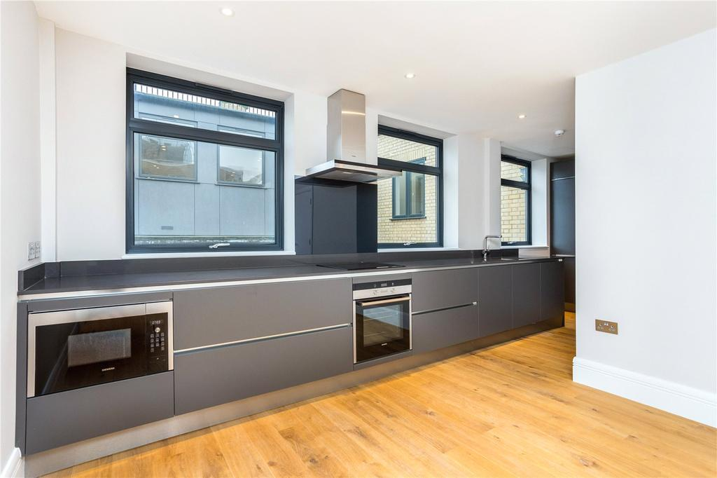2 Bedrooms Flat for sale in 22 Alie Street, Wapping, London, E1