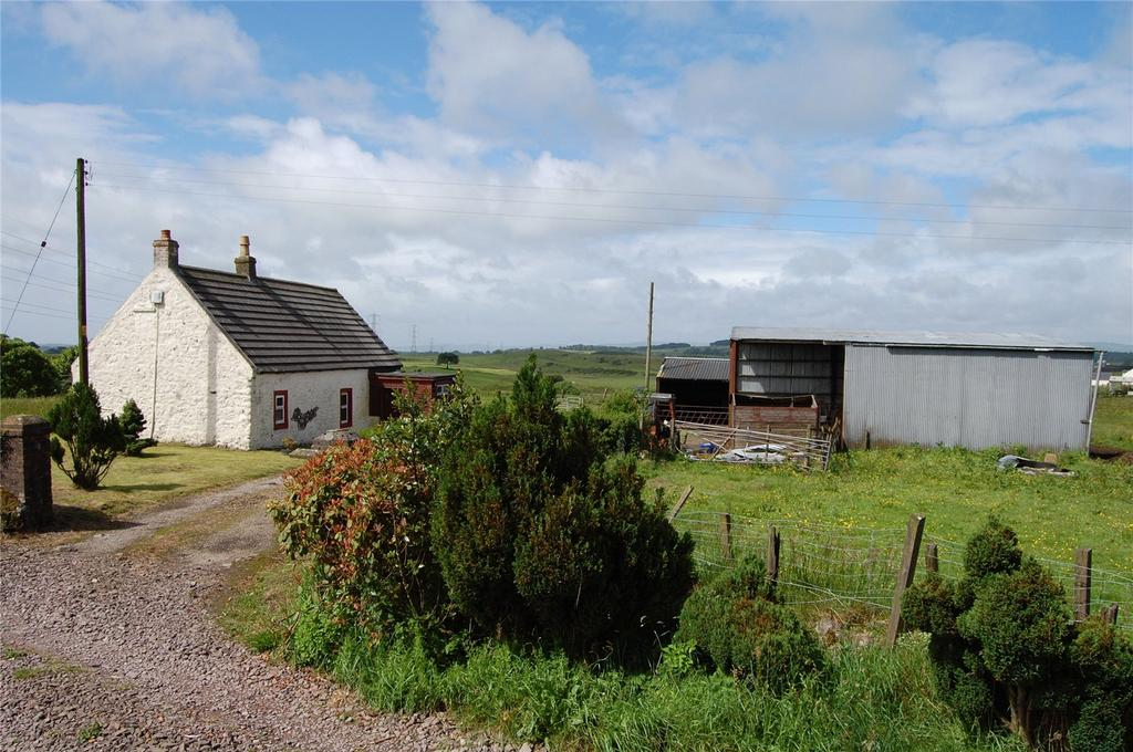 1 Bedroom Detached House for sale in Knowehead, By Uplawmoor, Glasgow, East Renfrewshire, G78