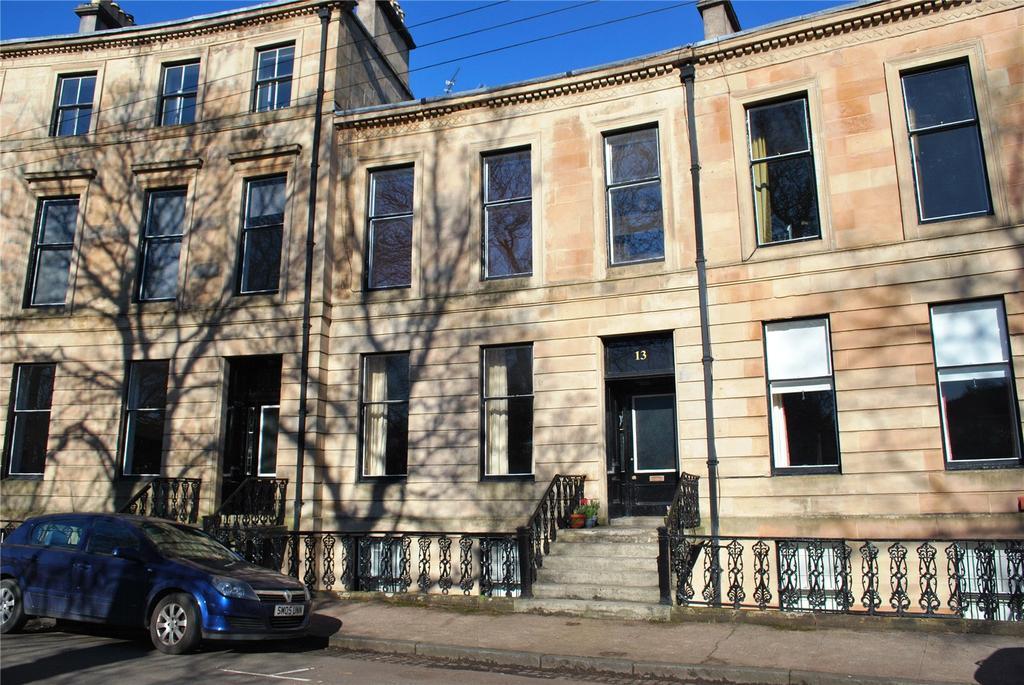 2 Bedrooms Apartment Flat for rent in 13 Belmont Crescent, Glasgow, Lanarkshire, G12