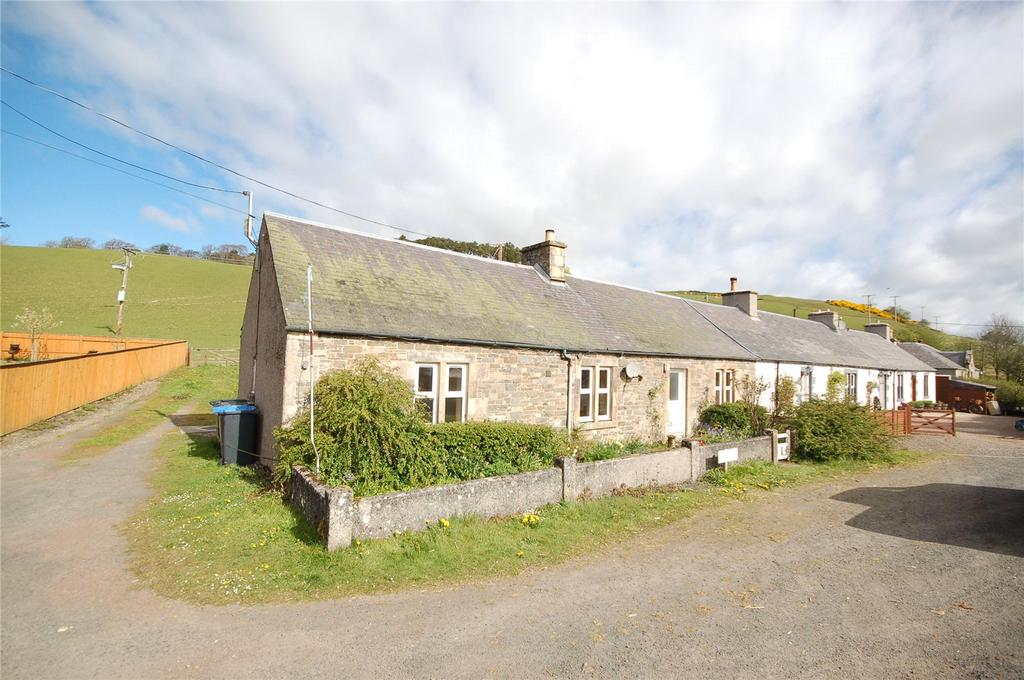 2 Bedrooms Semi Detached House for sale in Newmill Cottage, Newmill on Teviot, Hawick, Scottish Borders, TD9