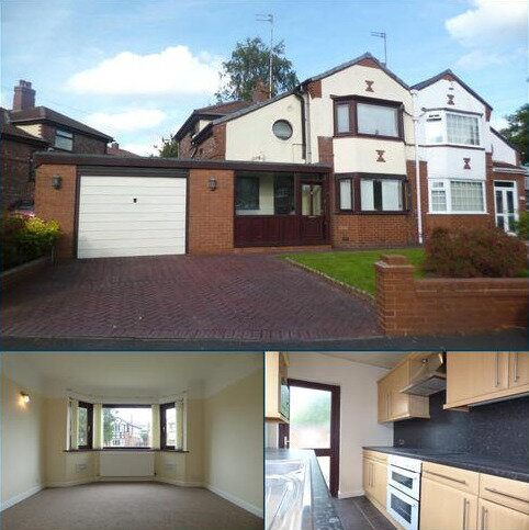 3 bedroom semi-detached house to rent - Enville Road, Moston, Manchester, M40