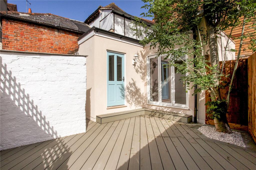 3 Bedrooms Maisonette Flat for sale in High Street, Eton, Windsor, Berkshire, SL4