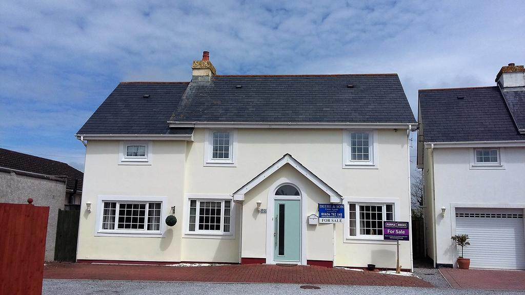 5 Bedrooms Detached House for sale in Clos y Capel, Nottage, Porthcawl CF36