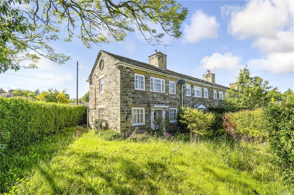 2 Bedrooms End Of Terrace House for sale in Harrogate Road, Harewood, Leeds