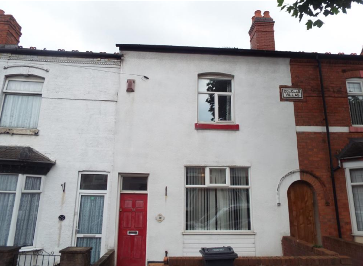 2 Bedrooms Terraced House for sale in Flora Rd B25 8BH