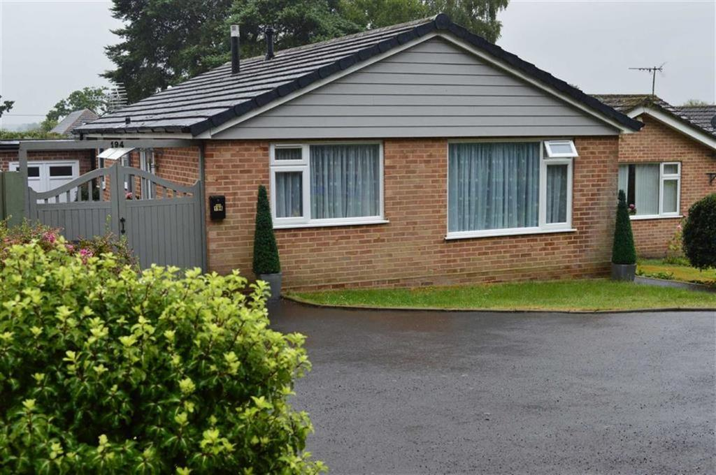 2 Bedrooms Detached Bungalow for sale in Cutlers Place, Wimborne, Dorset