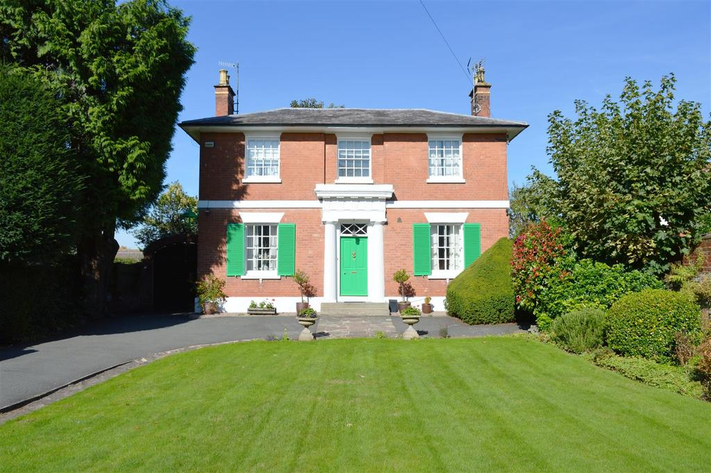 4 Bedrooms Detached House for sale in Aylestone Hill, Hereford
