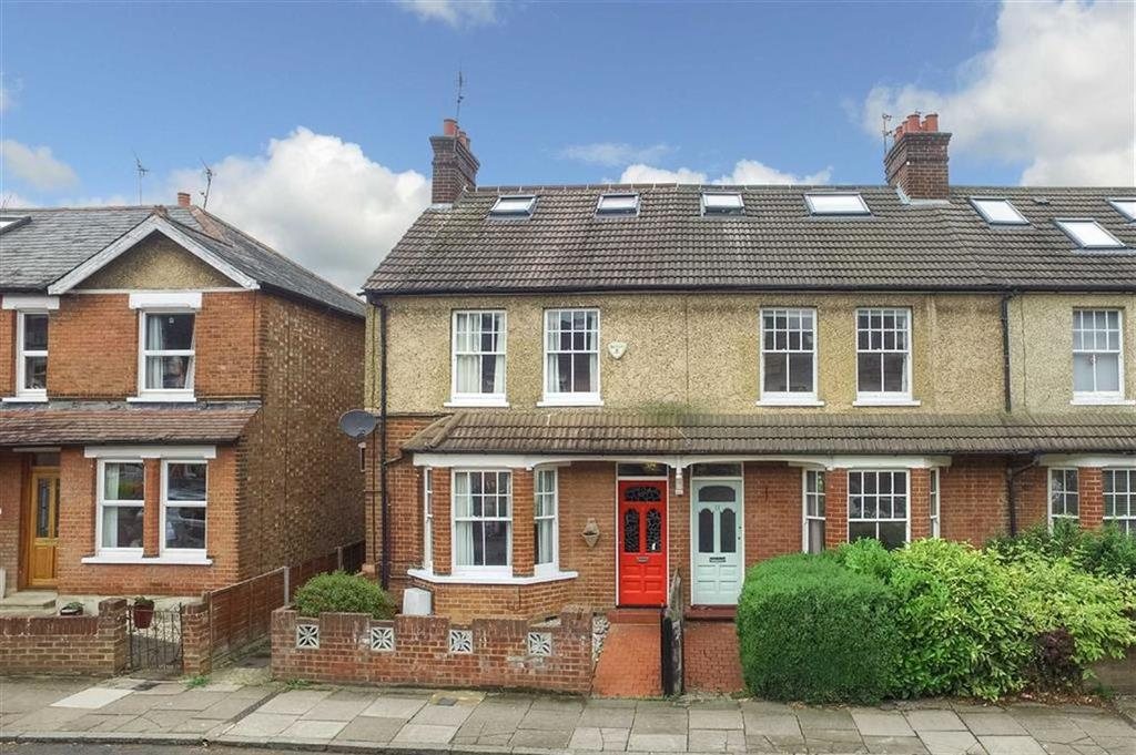 4 Bedrooms End Of Terrace House for sale in Eaton Road, St Albans, Hertfordshire