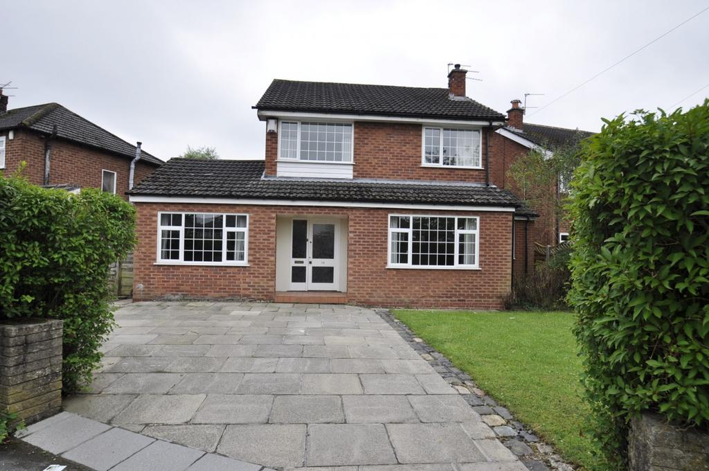 3 Bedrooms Detached House for sale in Woking Road, Cheadle Hulme