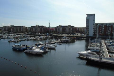 3 bedroom apartment to rent - Dewsbury Court, Marina, Swansea. SA3 3XF