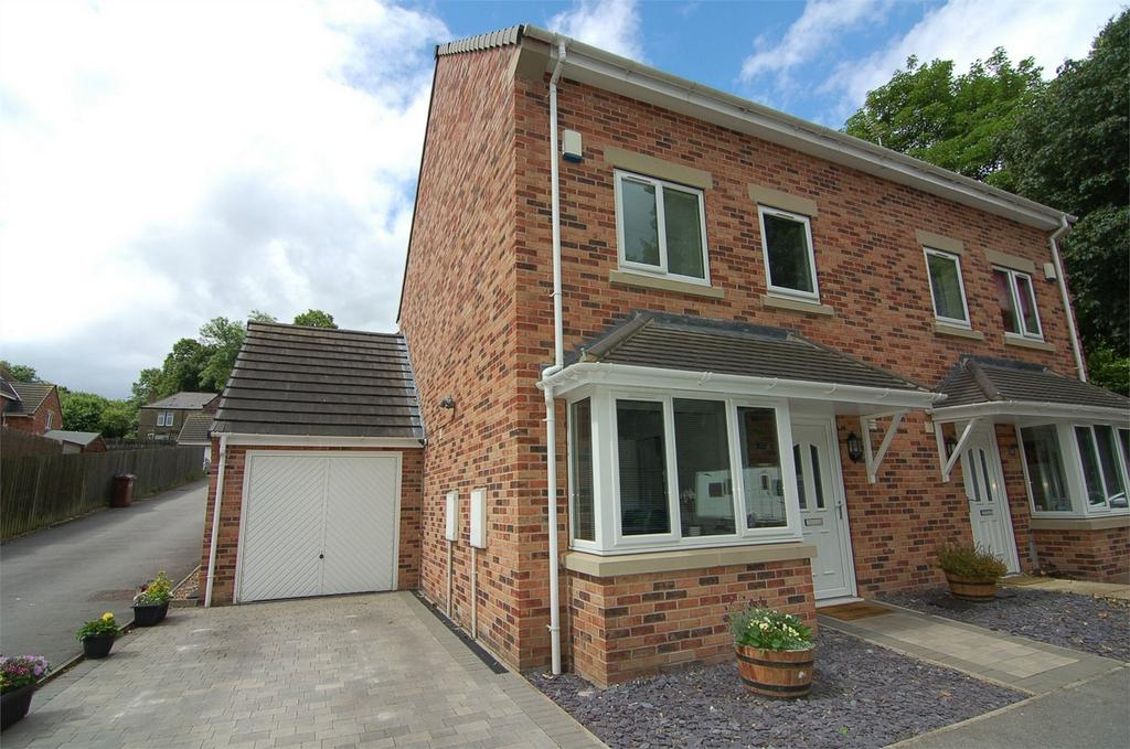 4 Bedrooms Semi Detached House for sale in Park Hollow, Wombwell, BARNSLEY, South Yorkshire