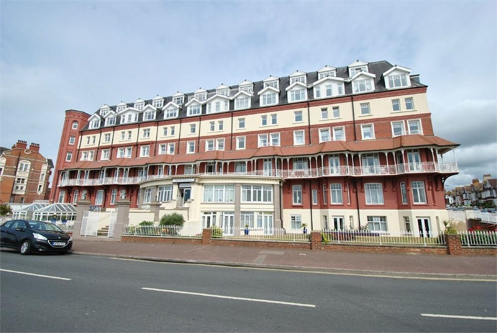 Studio Flat for sale in Sackville apartments, De la Warr Parade, BEXHILL-ON-SEA, East Sussex