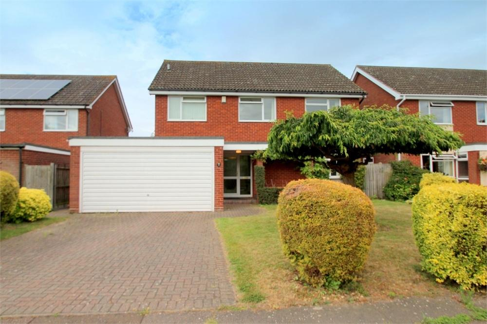 4 Bedrooms Detached House for sale in Redmill, Colchester, Essex