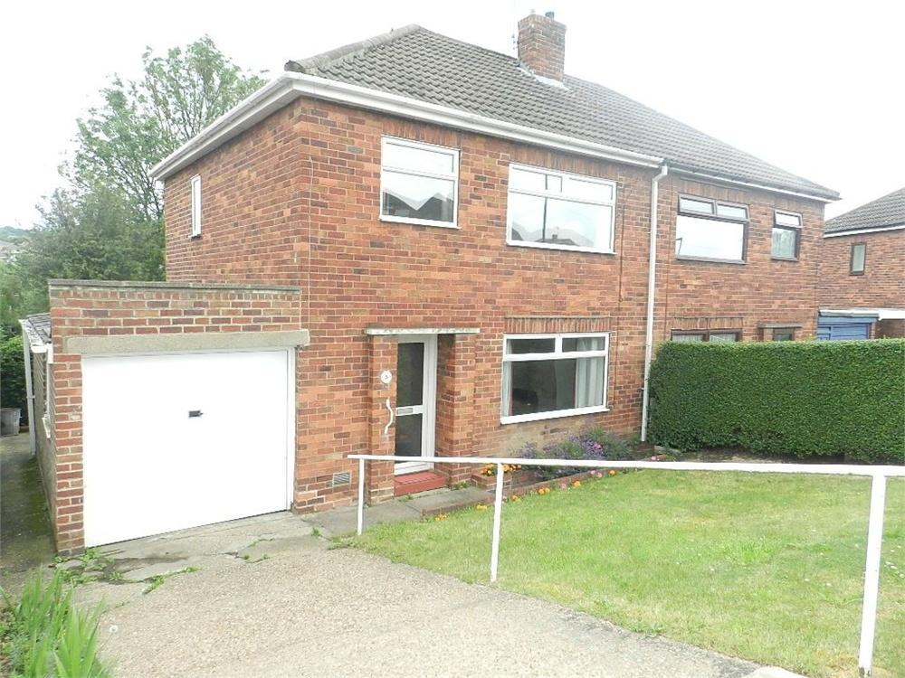 3 Bedrooms Semi Detached House for sale in Broadway Avenue, Chapeltown, SHEFFIELD, South Yorkshire