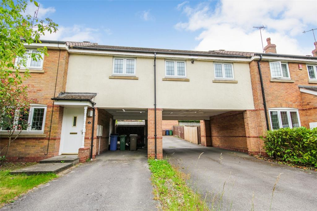 1 Bedroom Flat for sale in Lister Grove, Blythe Bridge, STOKE-ON-TRENT, Staffordshire