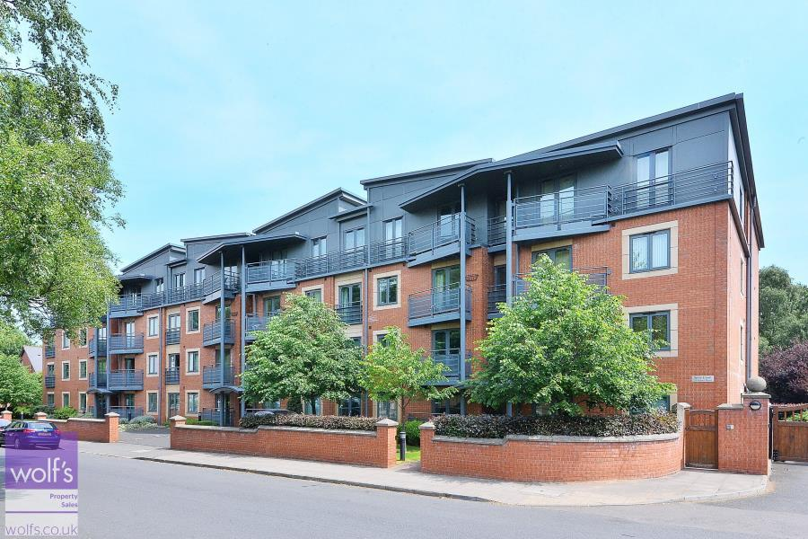 1 Bedroom Flat for sale in Spire Court, Edgbaston, B16