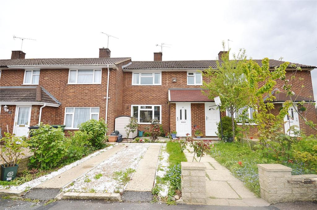 4 Bedrooms Terraced House for sale in Springfield Road, Hemel Hempstead, Hertfordshire, HP2