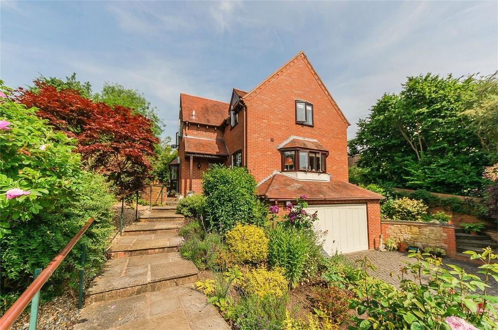 4 Bedrooms Detached House for sale in Lion Lane, Cleobury Mortimer, Shropshire
