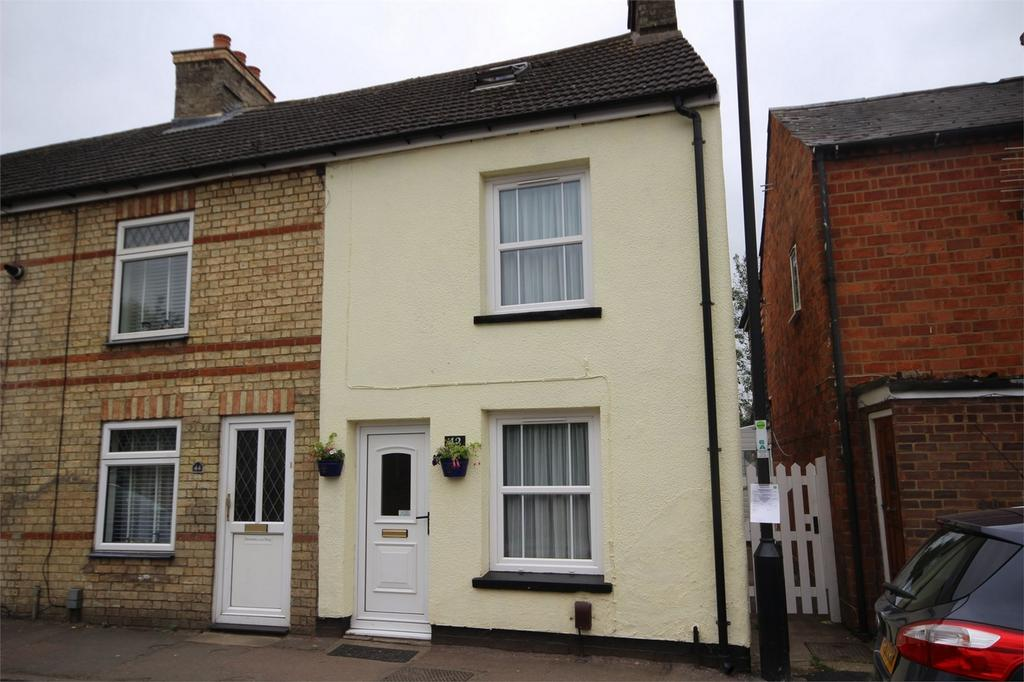 2 Bedrooms End Of Terrace House for sale in Broad Street, Clifton, Bedfordshire
