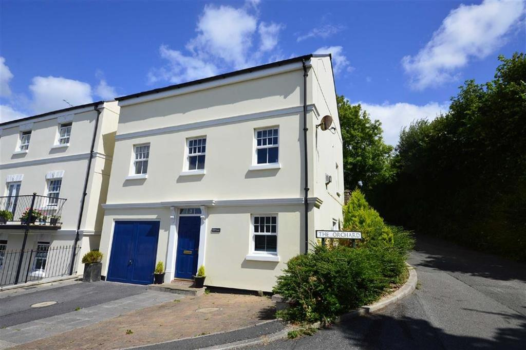 4 Bedrooms Detached House for sale in The Orchard, Modbury, Devon, PL21