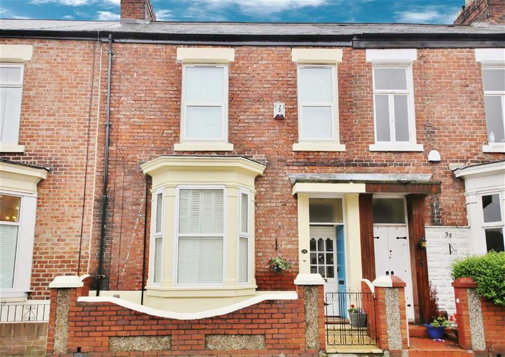4 Bedrooms Terraced House for sale in Tunstall Vale, Ashbrooke, Sunderland, SR2
