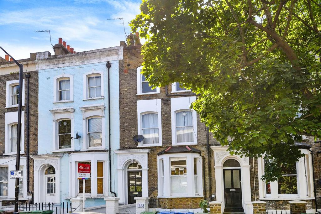 1 Bedroom Flat for sale in Vicarage Grove, Camberwell