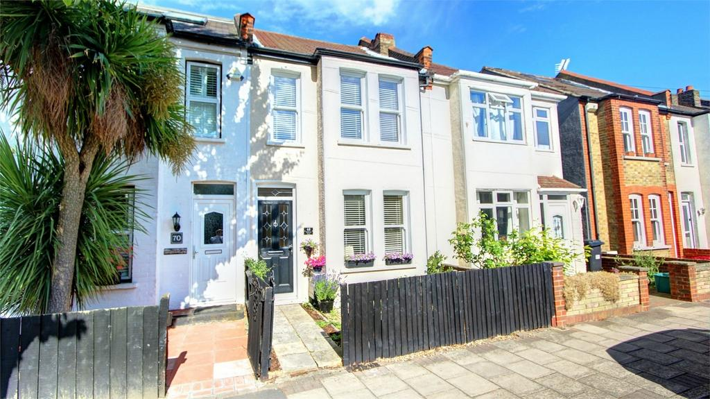 2 Bedrooms Terraced House for sale in Salisbury Road, Bromley, Kent