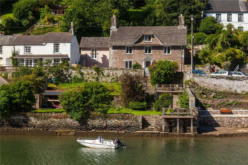 8 Bedrooms Detached House for sale in Point House, Noss Mayo, Devon, PL8