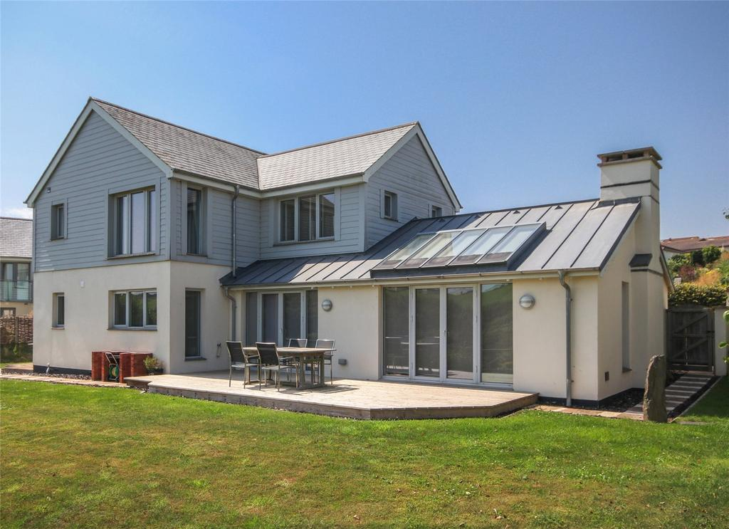 5 Bedrooms Detached House for sale in Edwards Close, Thurlestone, Kingsbridge, Devon, TQ7