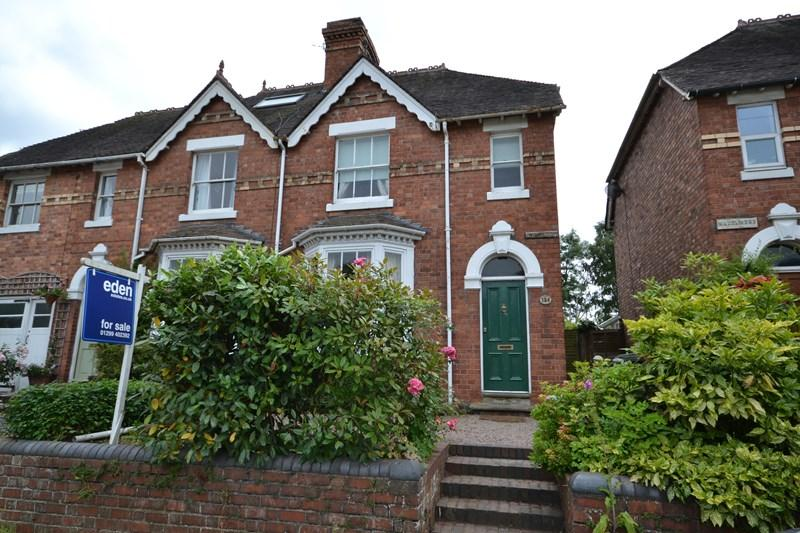 3 Bedrooms Semi Detached House for sale in Kidderminster Road, Bewdley