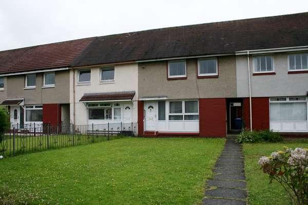 3 Bedrooms Terraced House for sale in 7 Crombie Gardens, Baillieston, Glasgow, G69 7BG