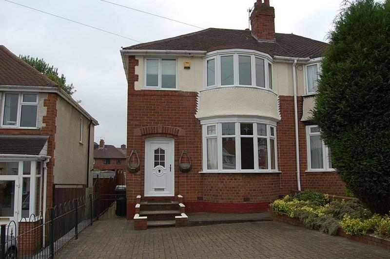 3 Bedrooms Semi Detached House for sale in Old Park Road, Dudley