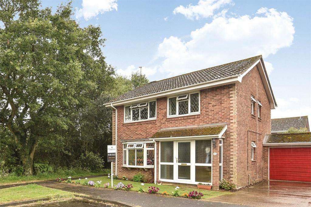 4 Bedrooms Link Detached House for sale in Bishopstoke, Eastleigh, Hampshire
