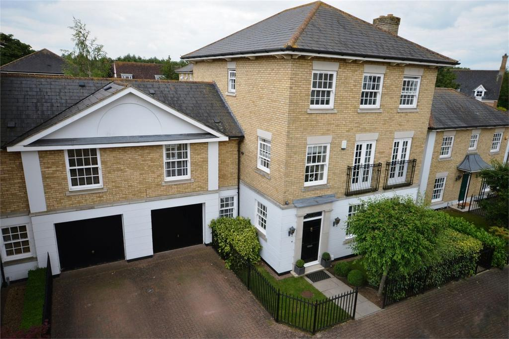 4 Bedrooms Detached House for sale in 11 Skinners Street, St Michaels Mead, Bishop's Stortford