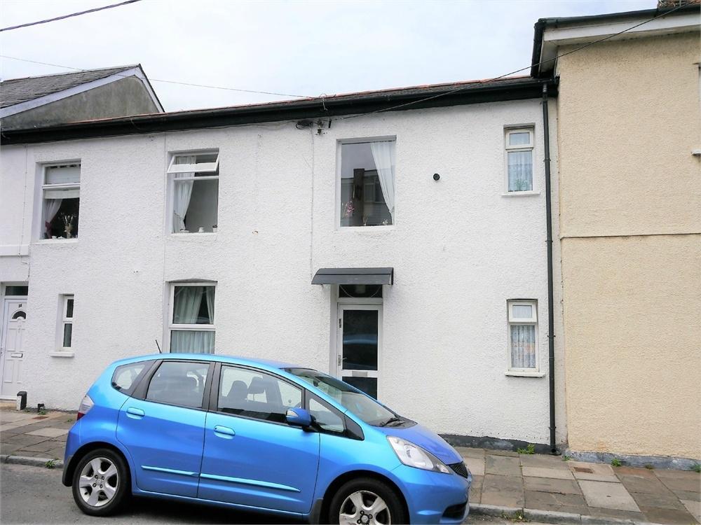 2 Bedrooms Terraced House for sale in Bridge Street, Cogan
