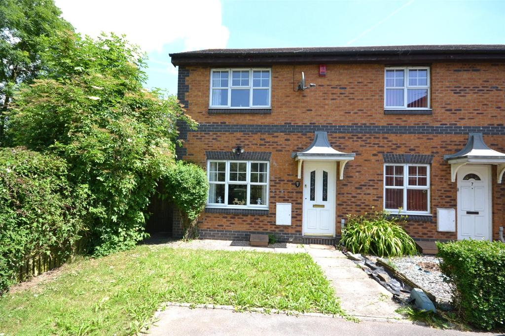 3 Bedrooms End Of Terrace House for sale in Hawker Close, Pengam Green, Cardiff, CF24